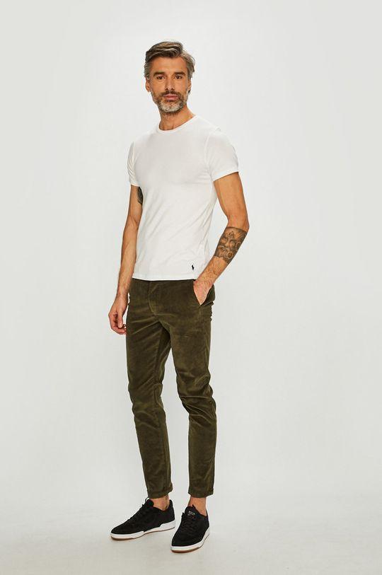 Polo Ralph Lauren - Pánske tričko (2-pak) biela