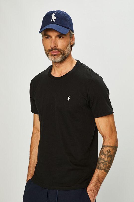 černá Polo Ralph Lauren - Tričko Pánský