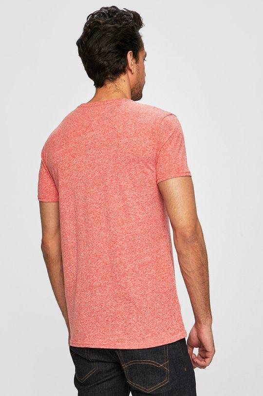 Tommy Jeans - Pánske tričko <p>38% Bavlna, 50% Polyester, 12% Viskóza</p>
