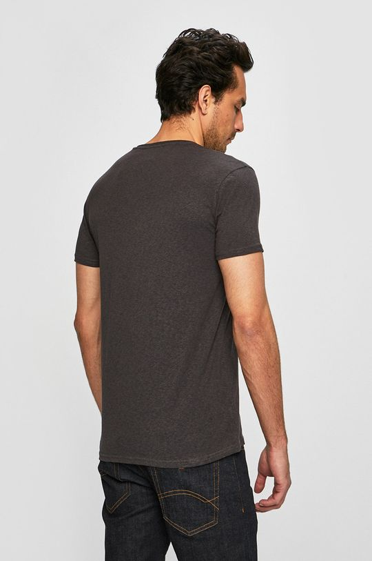 Tommy Jeans - Tricou Materialul de baza: 38% Bumbac, 50% Poliester  , 12% Viscoza