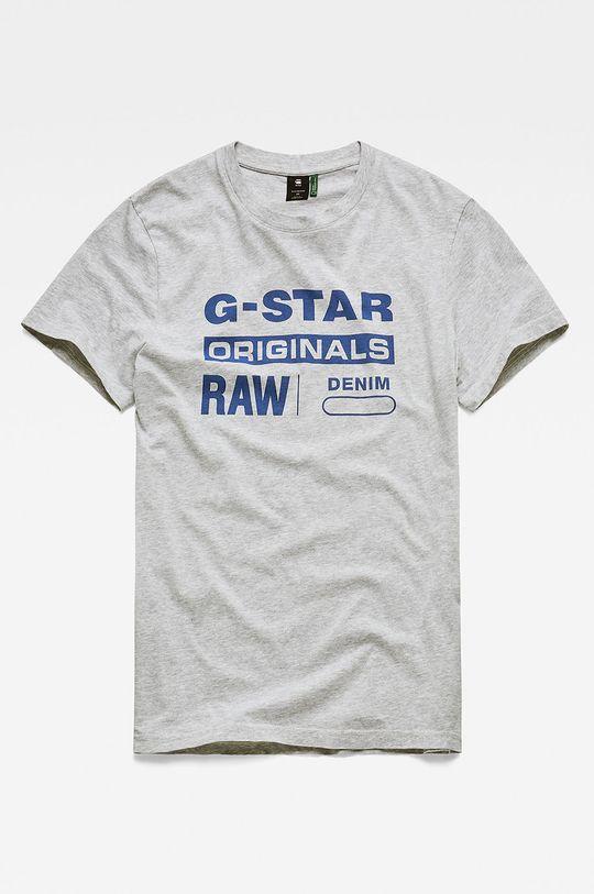 szary G-Star Raw - T-shirt