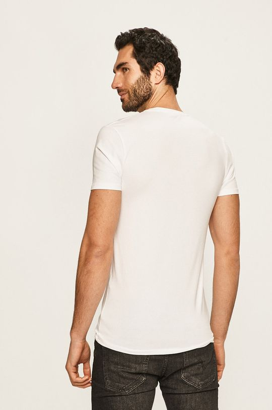 Selected - Pánske tričko  48% Bavlna, 47% Organická bavlna, 5% Elastan