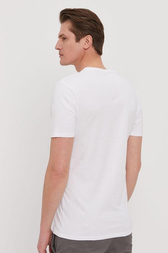 Selected - T-shirt 48 % Bawełna, 47 % Bawełna organiczna, 5 % Elastan