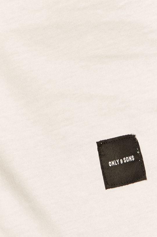 biały Only & Sons - T-shirt