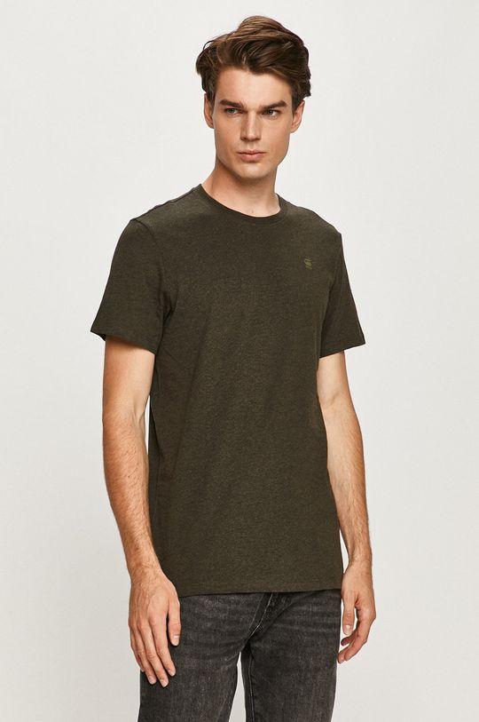 verde murdar G-Star Raw - Tricou De bărbați