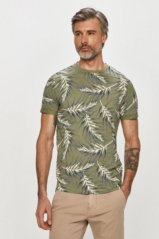 miętowy Only & Sons - T-shirt Męski