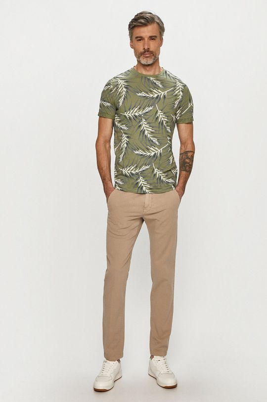 Only & Sons - T-shirt miętowy