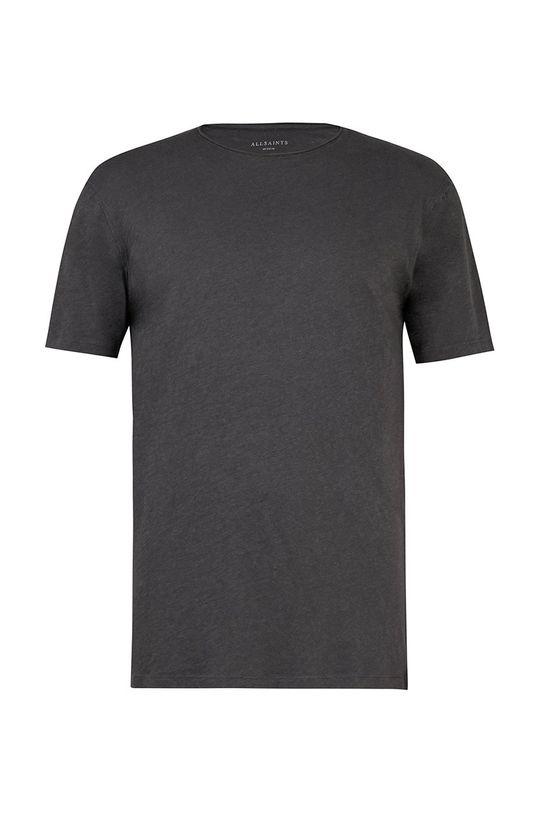 AllSaints - Tričko Figure Crew Pánský