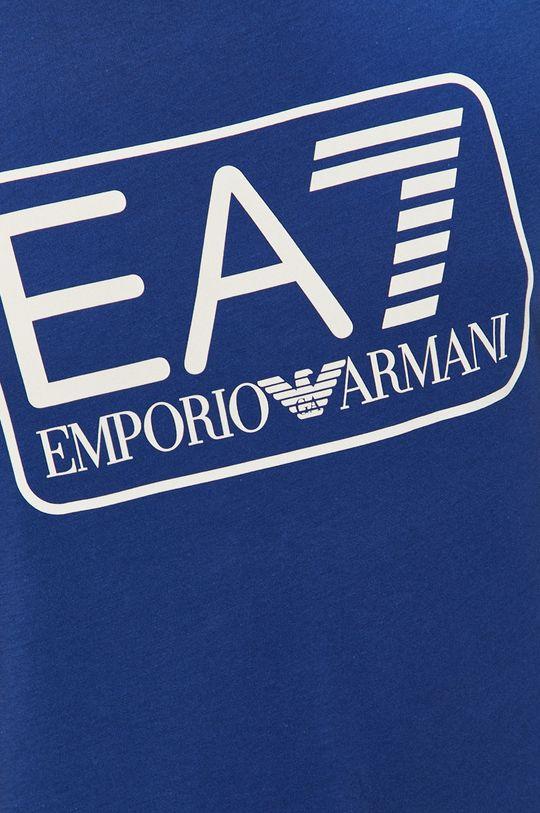 námořnická modř EA7 Emporio Armani - Tričko