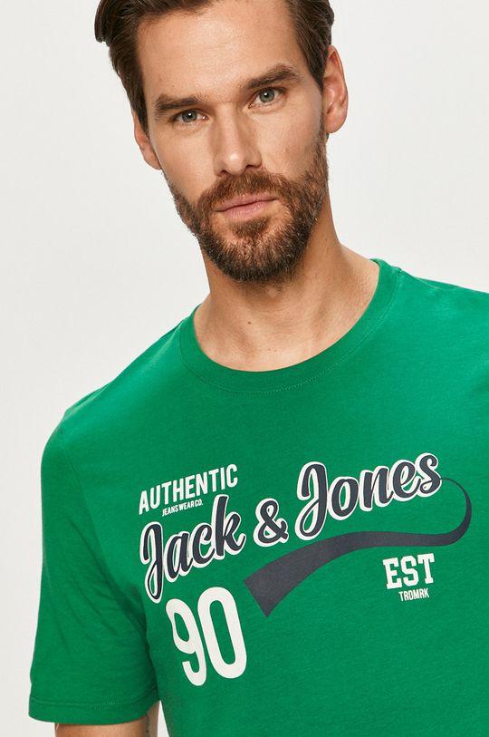zelená Jack & Jones - Tričko