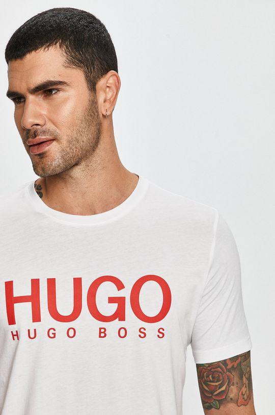 bílá Hugo - Tričko