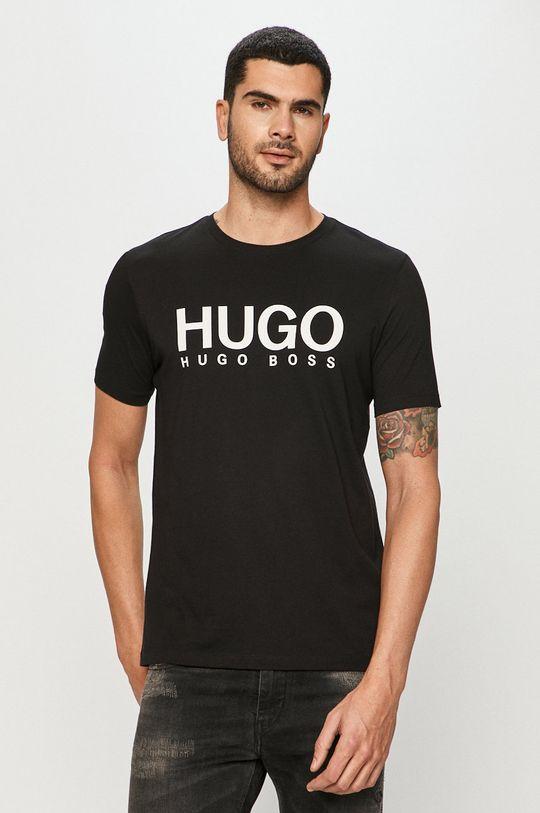 čierna Hugo - Tričko