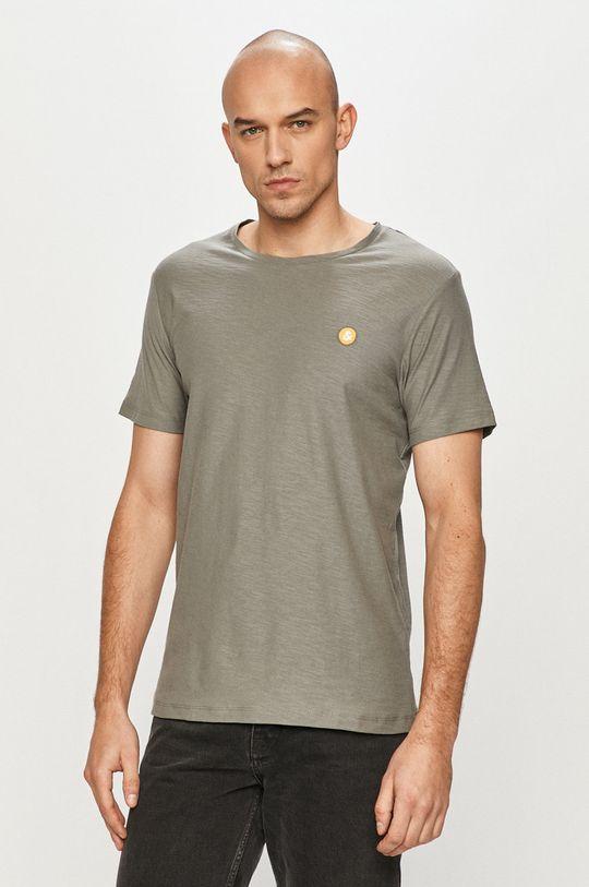 szary Jack & Jones - T-shirt Męski