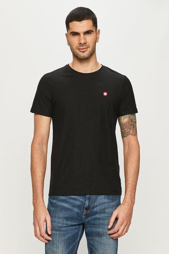 negru Jack & Jones - Tricou De bărbați