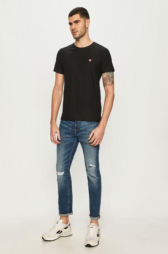 Jack & Jones - Tricou negru