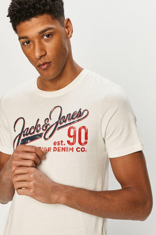 bílá Jack & Jones - Tričko