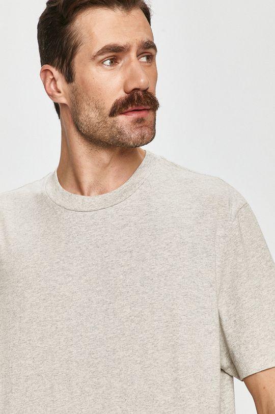 AllSaints - Tričko  100% Bavlna