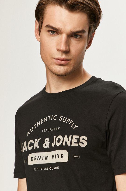 černá Jack & Jones - Tričko
