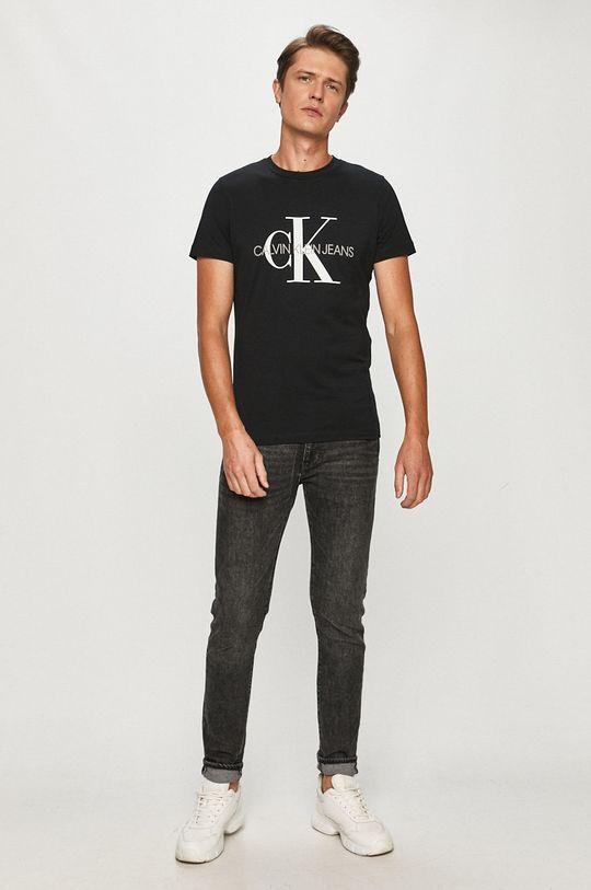 Calvin Klein Jeans - Tričko čierna