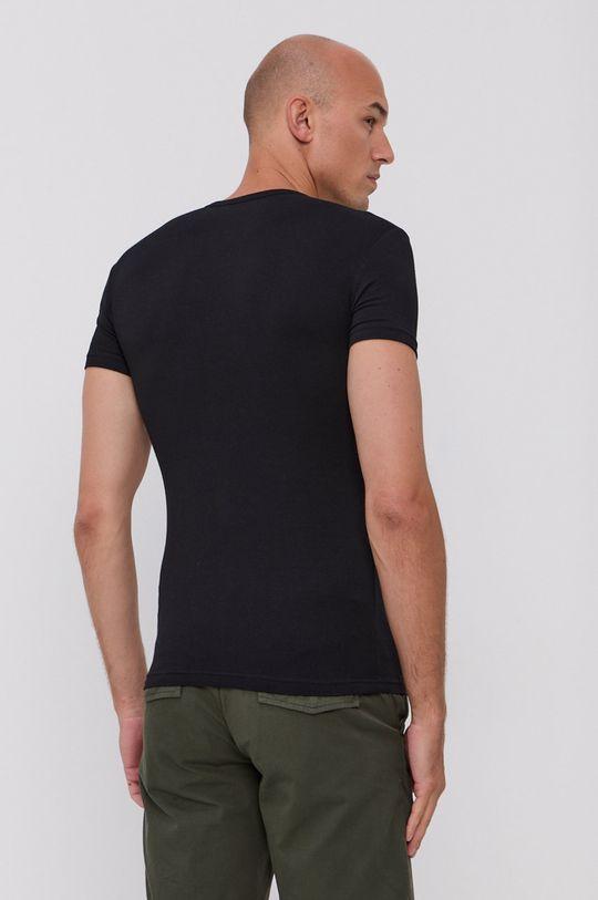 Armani Exchange - T-shirt (2-pack) Męski