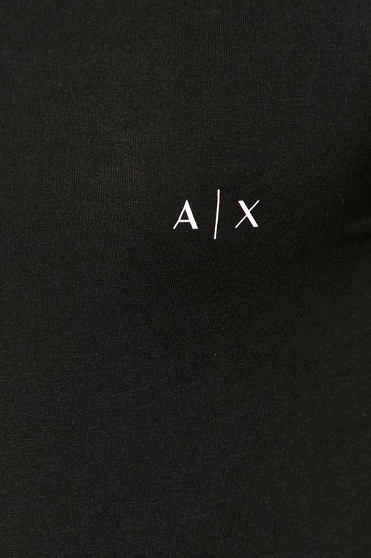 czarny Armani Exchange - T-shirt (2-pack)