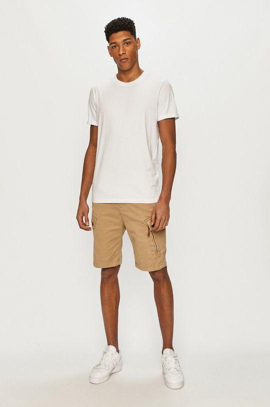 Premium by Jack&Jones - Tricou alb