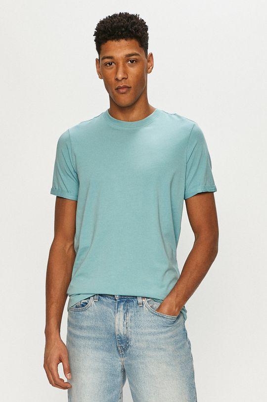 jasny niebieski Premium by Jack&Jones - T-shirt Męski