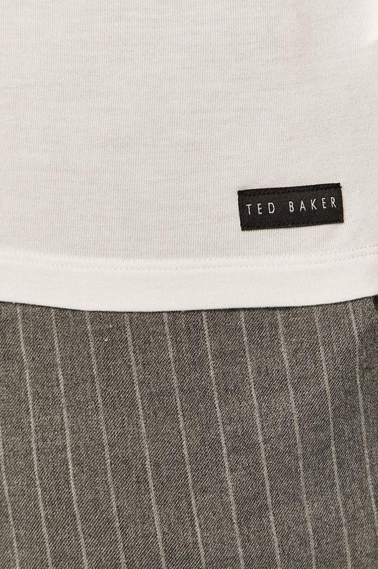 biały Ted Baker - T-shirt (2-pack)