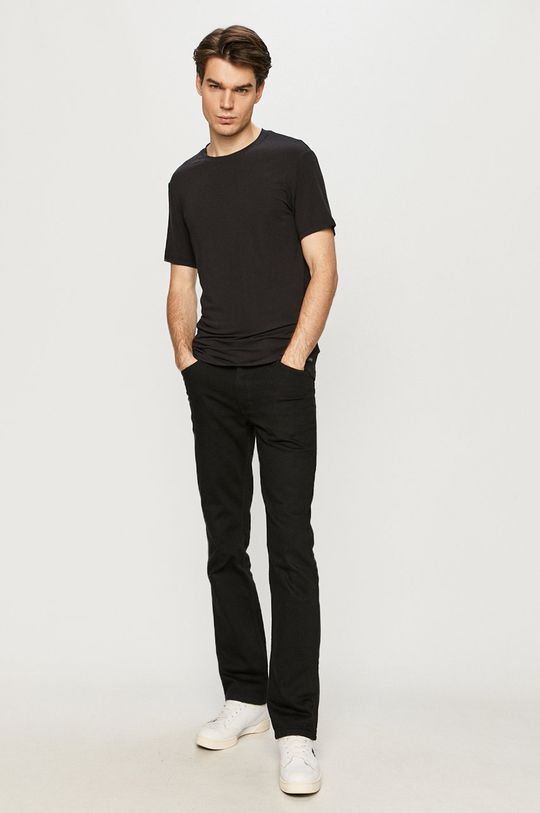 Ted Baker - Tričko (2-pack) černá