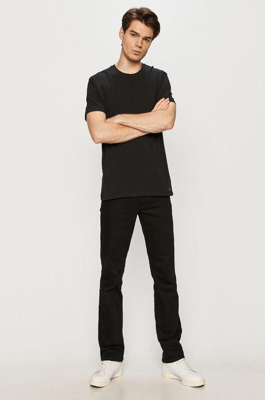 Ted Baker - Tričko (3-pack) černá