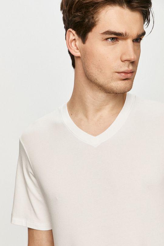 biela Ted Baker - Tričko (3-pak)
