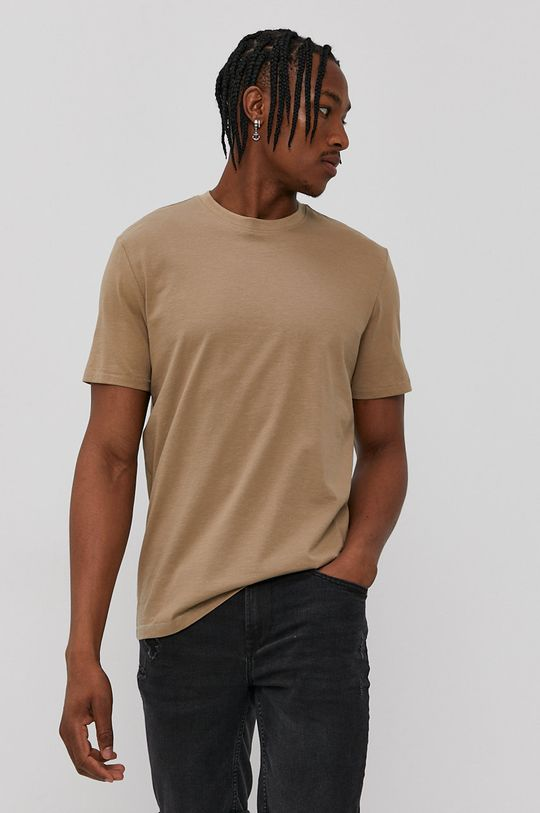 Only & Sons - T-shirt piaskowy