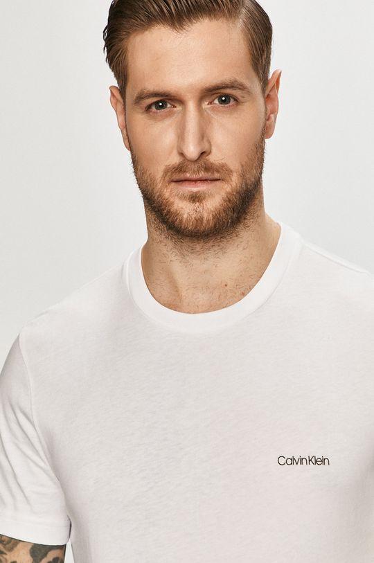 biela Calvin Klein - Tričko