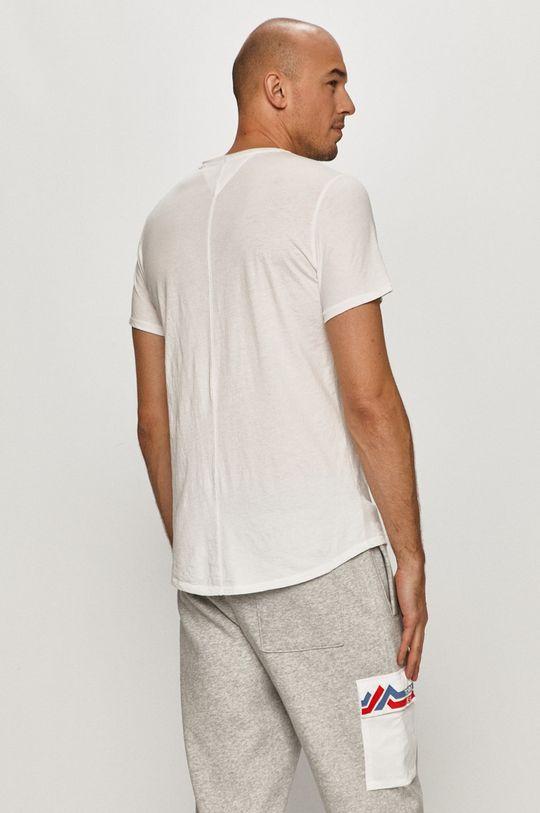 Tommy Jeans - T-shirt 50 % Bawełna, 50 % Poliester