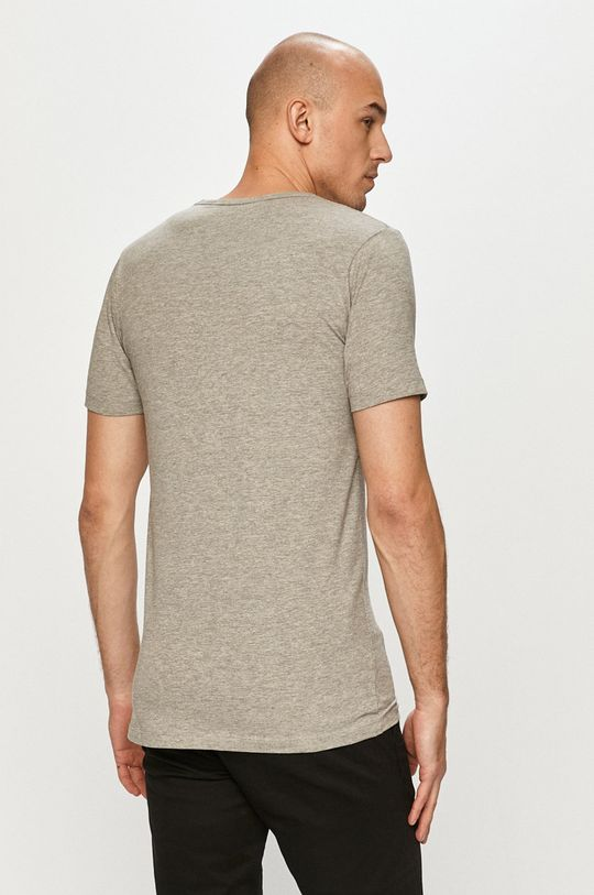 Jack & Jones - T-shirt 78 % Bawełna, 8 % Elastan, 14 % Wiskoza