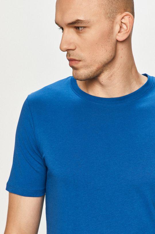 modrá Jack & Jones - Tričko Pánský
