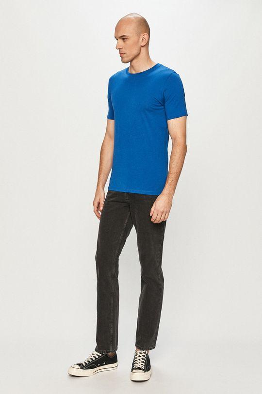 Jack & Jones - Tričko modrá