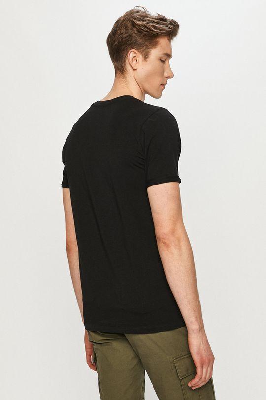 Jack & Jones - T-shirt 97 % Bawełna, 3 % Elastan