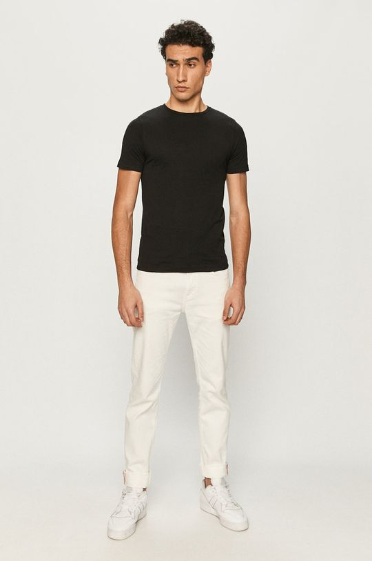 Karl Lagerfeld - T-shirt (2-pack) czarny