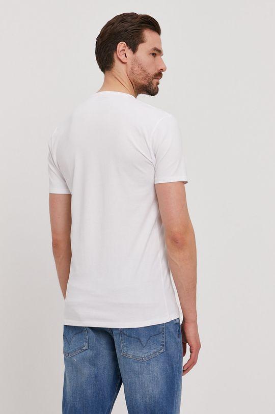 Selected - Tričko  45% Bavlna, 50% Organická bavlna, 5% Elastan