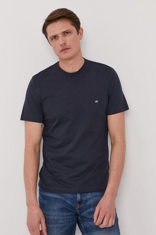 námořnická modř Calvin Klein - Tričko Pánský