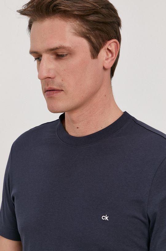námořnická modř Calvin Klein - Tričko