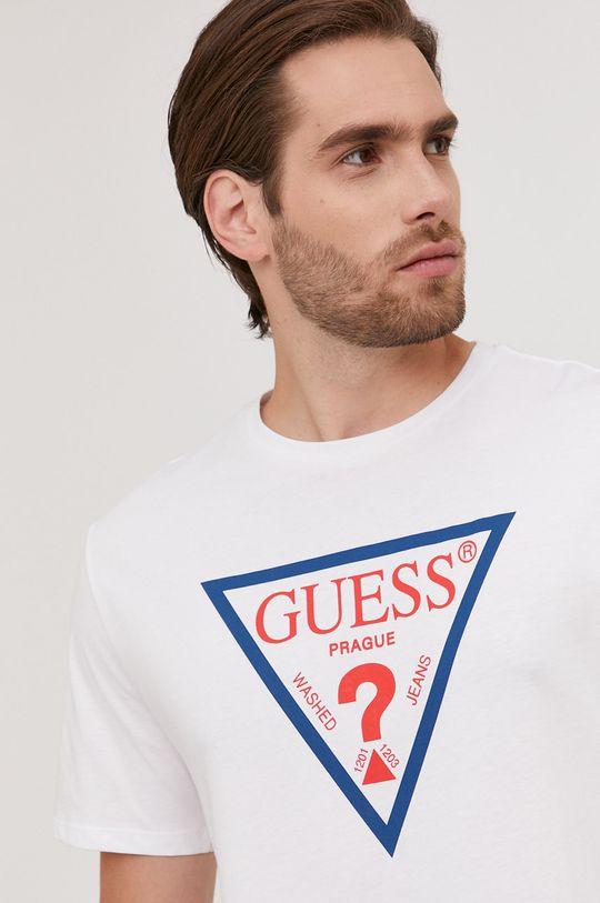 Guess - Tričko z narozeninové kolekce Pánský