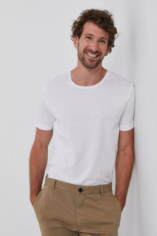 biały Tiger Of Sweden - T-shirt Męski