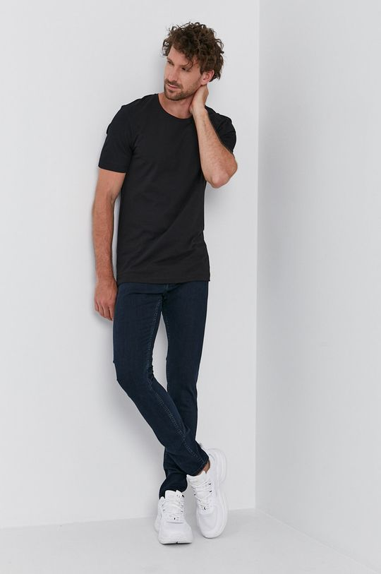 Tiger Of Sweden - T-shirt czarny