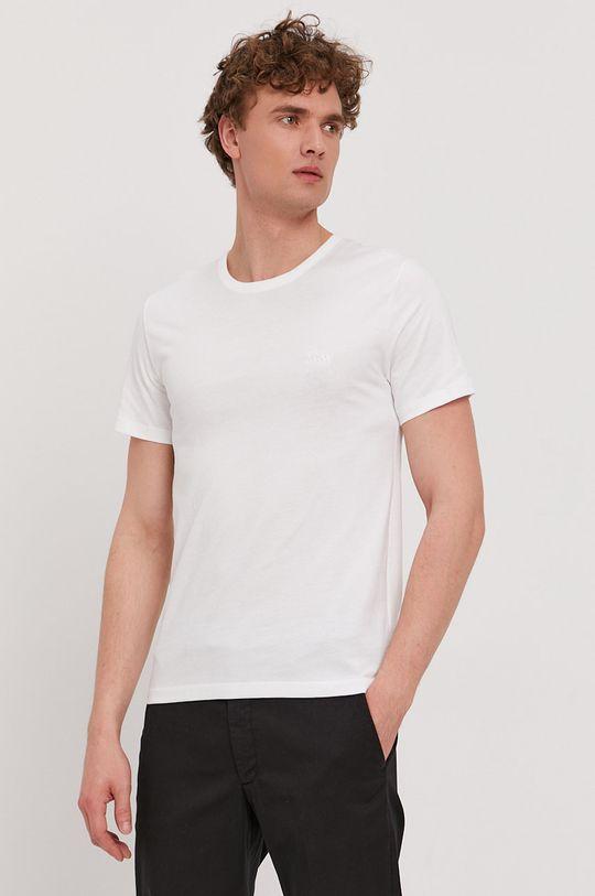 alb Boss - Tricou (3-pack) De bărbați