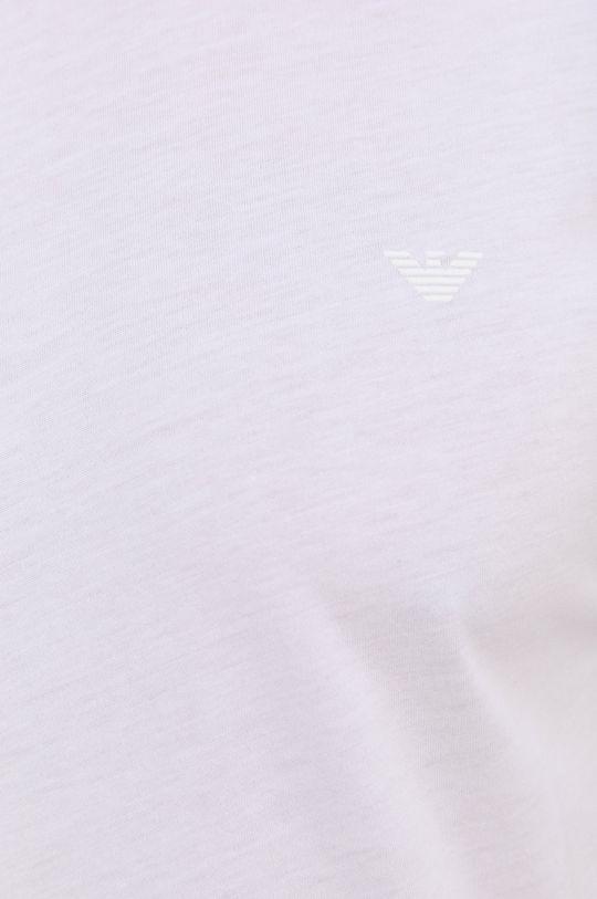 Emporio Armani - Bavlnené tričko (2-pak) Pánsky