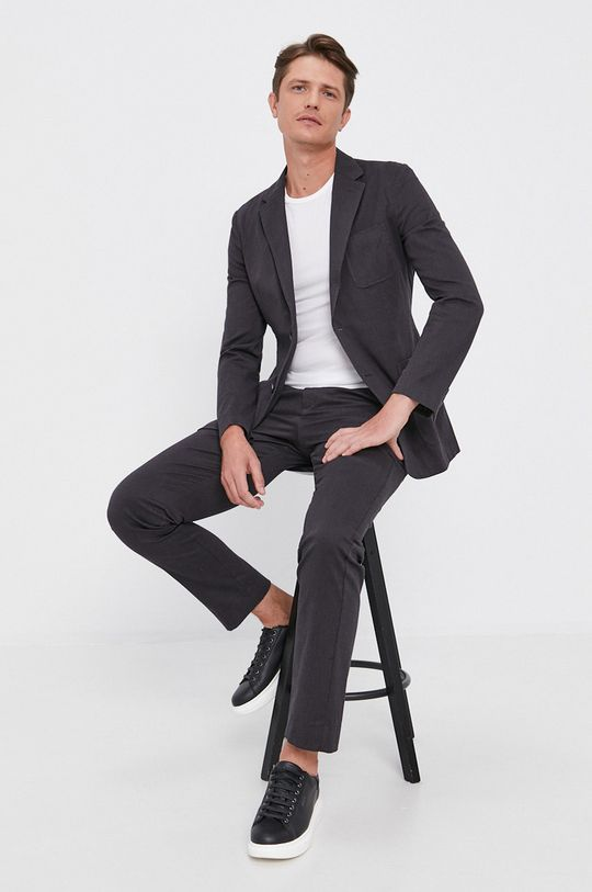 Calvin Klein - Tričko (2-pack) bílá