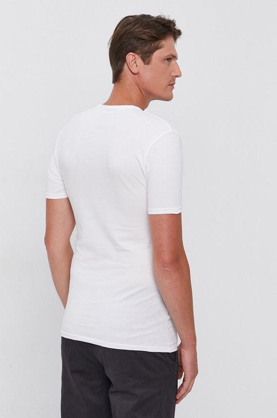 Calvin Klein - Tričko (2-pack)  95% Bavlna, 5% Elastan