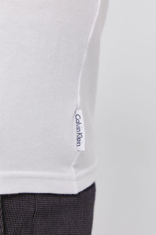bílá Calvin Klein - Tričko (2-pack)